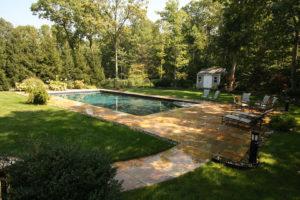 Pugliese Traditional Custom Pool